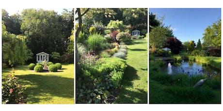 Stunning Open English Garden tickets