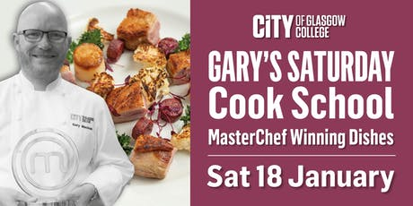 Gary Maclean's Saturday Cook School - MasterChef Winning Dishes tickets
