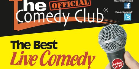 The Comedy Club + Afterparty tickets