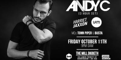 Andy C - 3 Hour Set (The Mill, Birmingham)