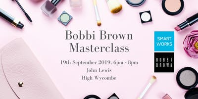 Smart Works Reading x Bobbi Brown Masterclass