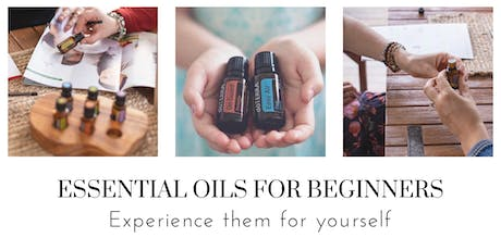 Essential Oils Introduction - Make and Take tickets