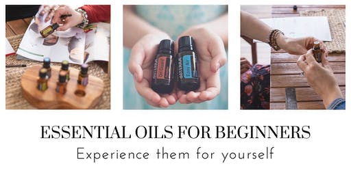 Essential Oils Introduction - Make and Take
