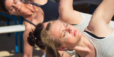 YogaBeachFestival LEBENSWACH