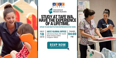 Study at TAFE Western Australia tickets