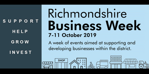 Richmondshire Business Week Launch Event
