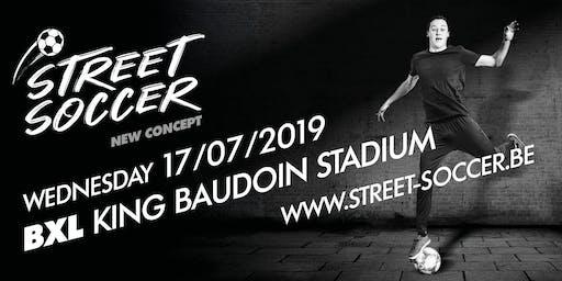 Street Soccer: BXL - 17/7