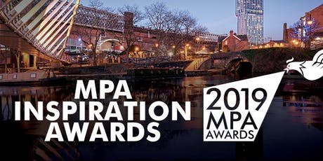 MPA Inspiration Awards 2019 tickets