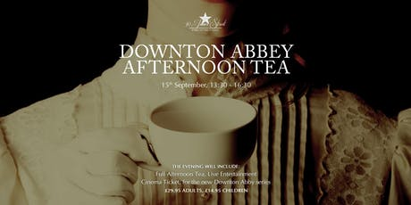 Downton Abbey Afternoon Tea  tickets