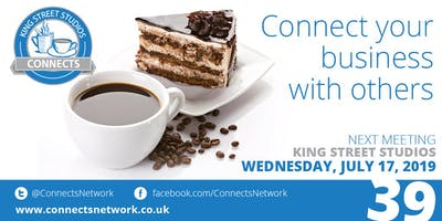 Connects Network Meeting July 2019 - Guest speaker TBA