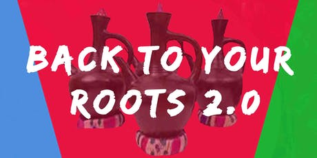 Back to your Roots 2.0 tickets