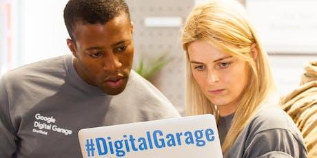 Google Digital Garage tickets