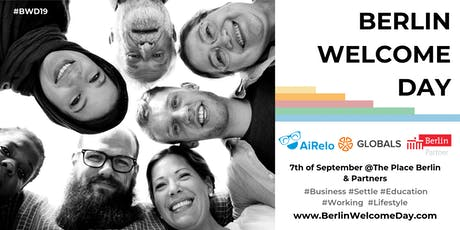 Berlin Welcome Day 2019 Tickets