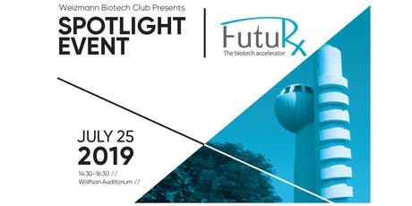 Spotlight on - FutuRx | The Biotech Accelerator tickets