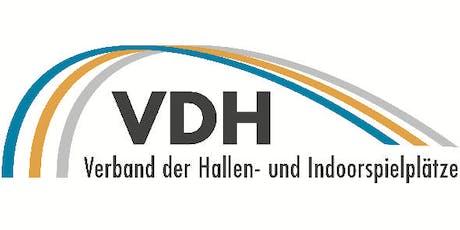 31. VDH-Branchentreffen mit INTOBIA® - Die Branchenmesse Tickets