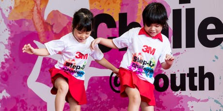 Step Up for a Good Cause with 3M at NTUC FairPrice Outlets tickets