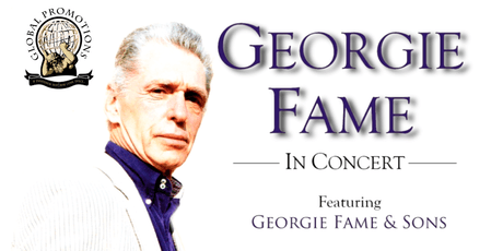 GEORGIE FAME & Sons in Concert tickets