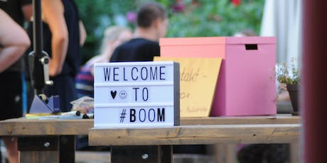 BOOM - Was bringt Dir Motivation? Tickets