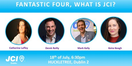 Fantastic Four, What is JCI? tickets