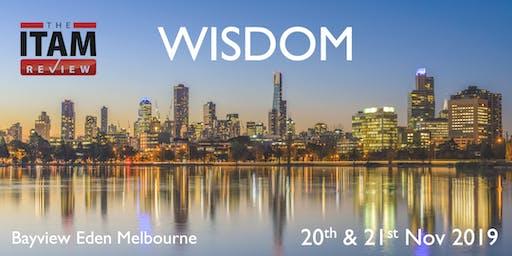Wisdom Australia 2019