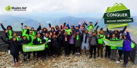 Mount Snowdon Trek 2019 tickets