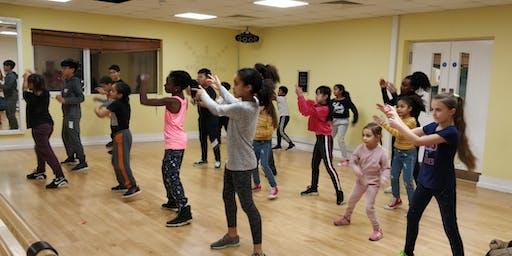 FREE Kids street dance class taster for beginners in Gillingham (Kent)