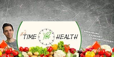 Vortrag - Gesunde Ernährung leicht gemacht (inkl. Diskussionsrunde)