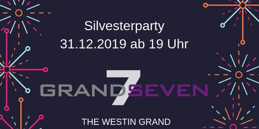 Silvesterparty im Grand Seven/ Westin Grand Frankfurt