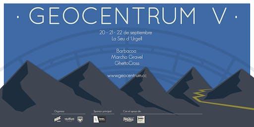 Geocentrum V.  20-21-22 Septiembre