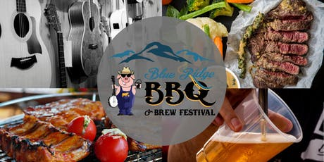 Blue Ridge BBQ & Brew Festival tickets
