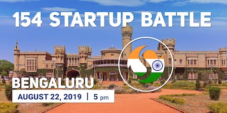 The First Startup Battle, India where Venture experts meet TOP Startups tickets