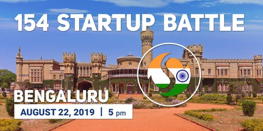 154 Startup Battle, India where Venture experts meet TOP Startups