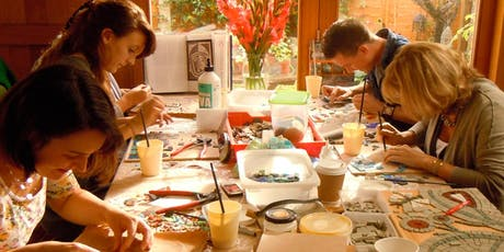 Two Day Beginners Mosaic Course - September tickets