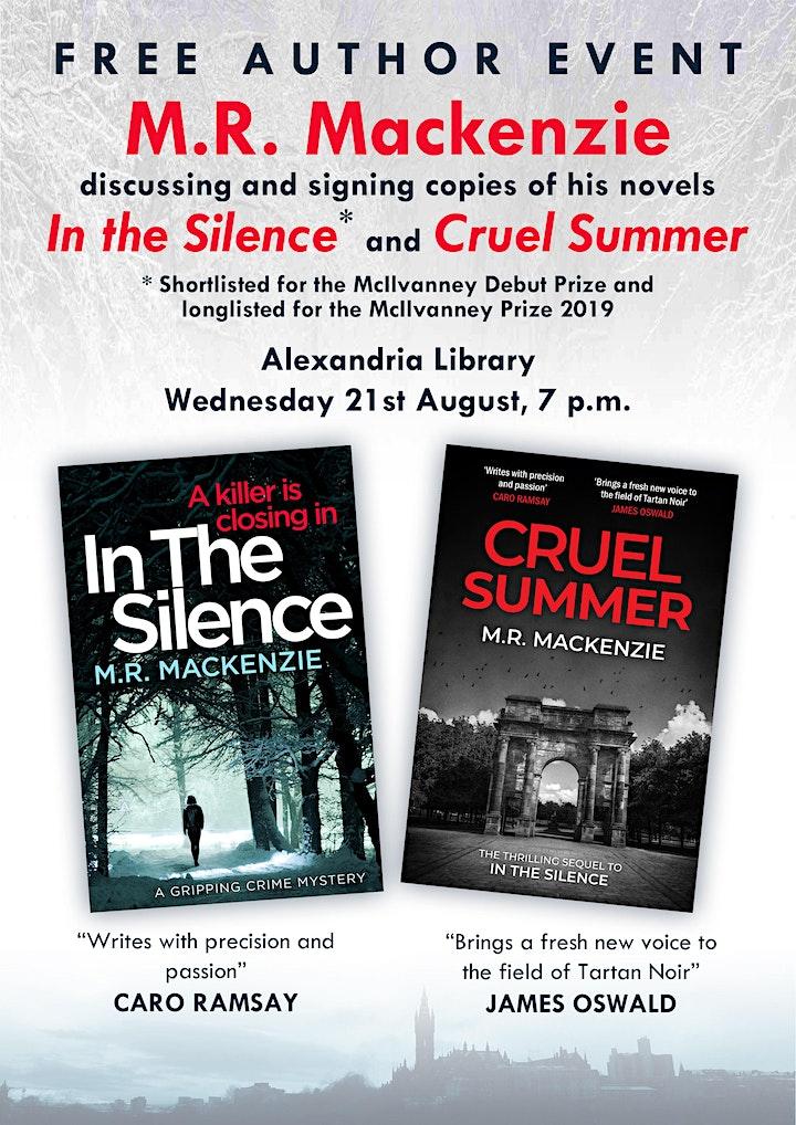 M R Mackenzie - In the Silence and Cruel Summer image