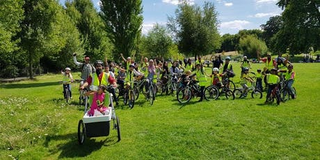 Mosque Family Cycling Ride Sunday 28th July 2019 tickets