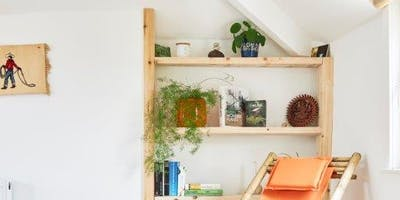 Introduction to Built-in Alcove Shelving