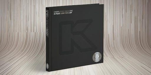 25 years of Knowledge Magazine
