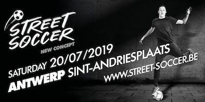Street Soccer: Antwerp - 20/7