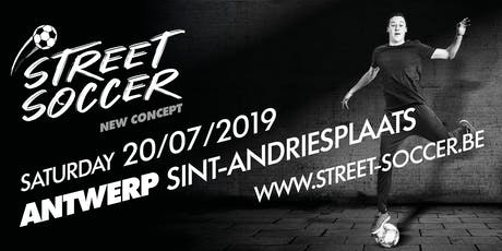 Street Soccer: Antwerp - 20/7 tickets