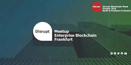 German Blockchain Week 2019 | Enterprise Blockchain Frankfurt