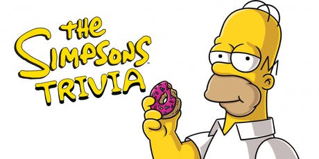 THE SIMPSONS trivia at THE BAYSWATER tickets
