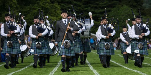 Inveraray Highland Games 2020