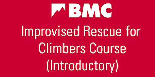 BMC Improvised Rescue for Climbers Course (Introductory)