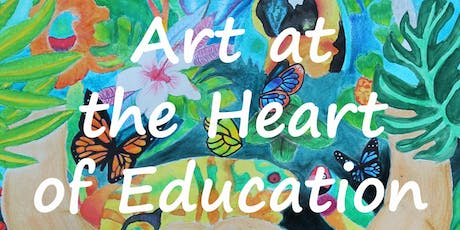 Andria Zafirakou MBE - Art at the heart of education tickets
