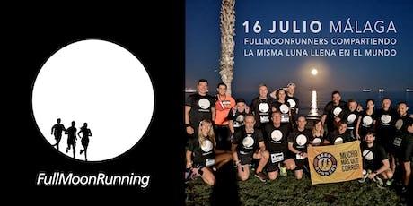 FullMoonRunning Málaga entradas