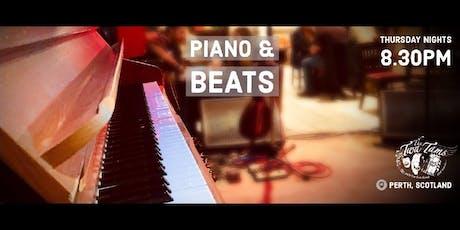 Piano & Beats tickets