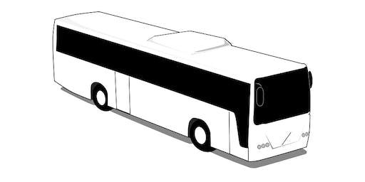 Grange Big Local coach trip to Southend
