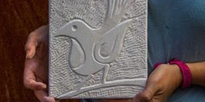 (1.30pm - 4pm) Stonecarving for Beginners Taster Workshop with John Davey