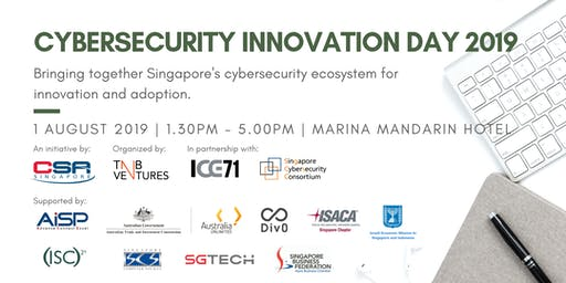 Cybersecurity Innovation Day 2019