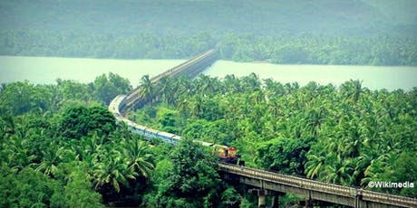 Socio-economic and environmental impacts of the Konkan Railway in India, 3ie Delhi seminar tickets